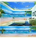 Personalized Waterproof Self-Adhesive Ceiling and Wall Murals