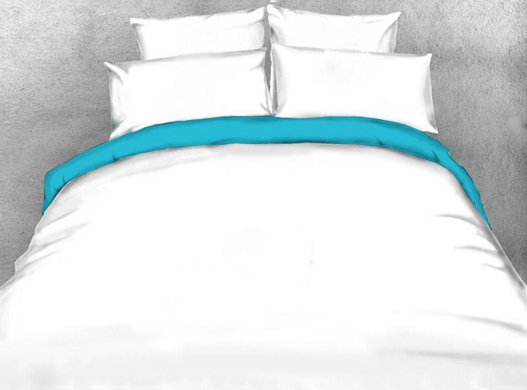 3D Customize Personal Picture Reactive Printing Cotton 4-Piece Bedding Sets/Duvet Covers