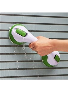 PP+PVC Plastic Non-slip Chuck Fixed Bath Tub Armrest