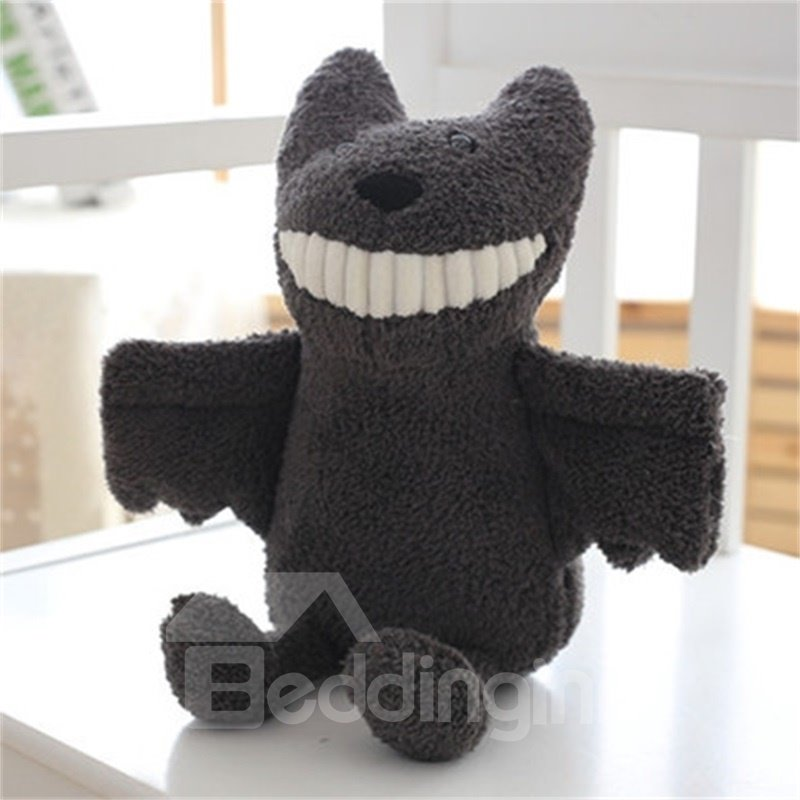 Funny Cartoon Animal Shape Soft Plush Toy Throw Pillow