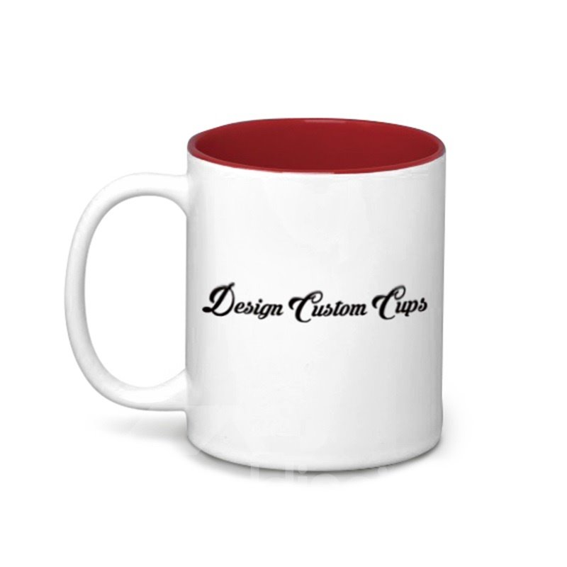 Personal Customization Your Own Picture Multicolor For Choice Ceramic Cup