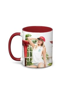 Multicolor For Choice Ceramic Cup With Your Own Picture Personal Customization