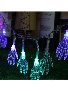 Halloween Ghost Hand Energy Saving Battery LED Lights