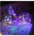 Art Decoration Battery LED Bulbs ABS Body LED Lights