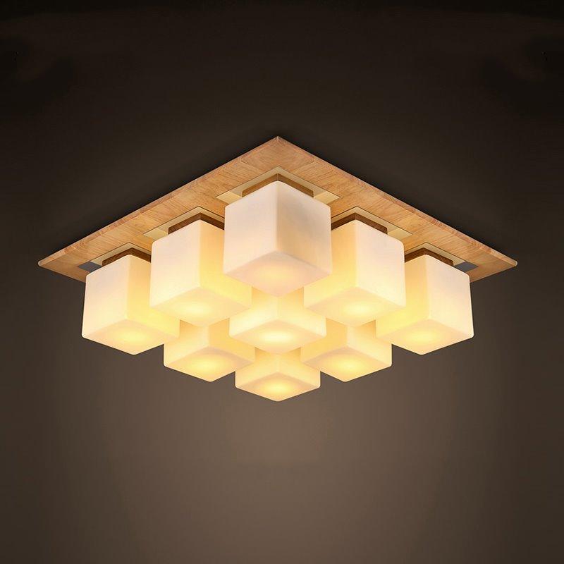 Alloy Body LED Bulbs Simple Style Pendant Lights