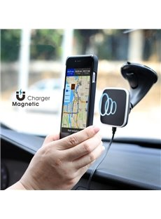 Magnetic Wireless Phone Support High Efficiency Phone Charger