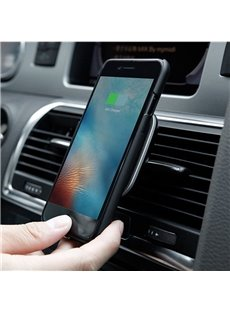 Magnetic Wireless Air Vent Clip High Efficiency Phone Charger