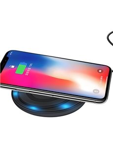 Wireless Bowl Shape Quick Charge High Efficiency Portable Phone Charger