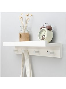 Classic Nordic Style 3 Color DIY Flowerpot and Decoration Holder Wall Shelves
