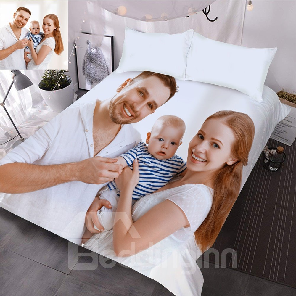 Picture Personal Customize 3D Digital Printing Flat Sheet