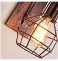 American Countryside Style Creative Rise and Fall Wall Light