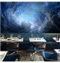 Starry Sky Non-woven Fabrics Waterproof Environment Friendly 3D Wall Murals/Wallpaper