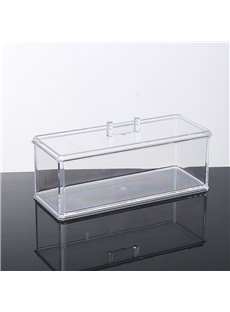 22.5*9.1*10.2cm Acrylic Material Environment Friendly Cosmetic Storage Box