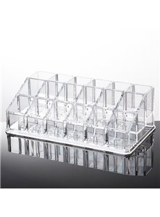 Environment Friendly Acrylic Material 17.3*9.3*5.5cm Cosmetic Storage Box