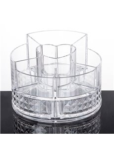 19.0*13.2cm Environment Friendly Acrylic Material Cosmetic Storage Box