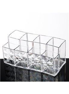 21.3*10.4*9.3cm Environment Friendly Acrylic Material Cosmetic Storage Box