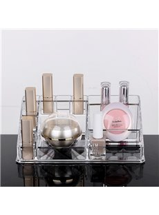 22.3*12.8*8.1cm Environment Friendly Acrylic Material Cosmetic Storage Box