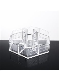 22.9*19.9*8.2cm Environment Friendly Acrylic Material Cosmetic Storage Box