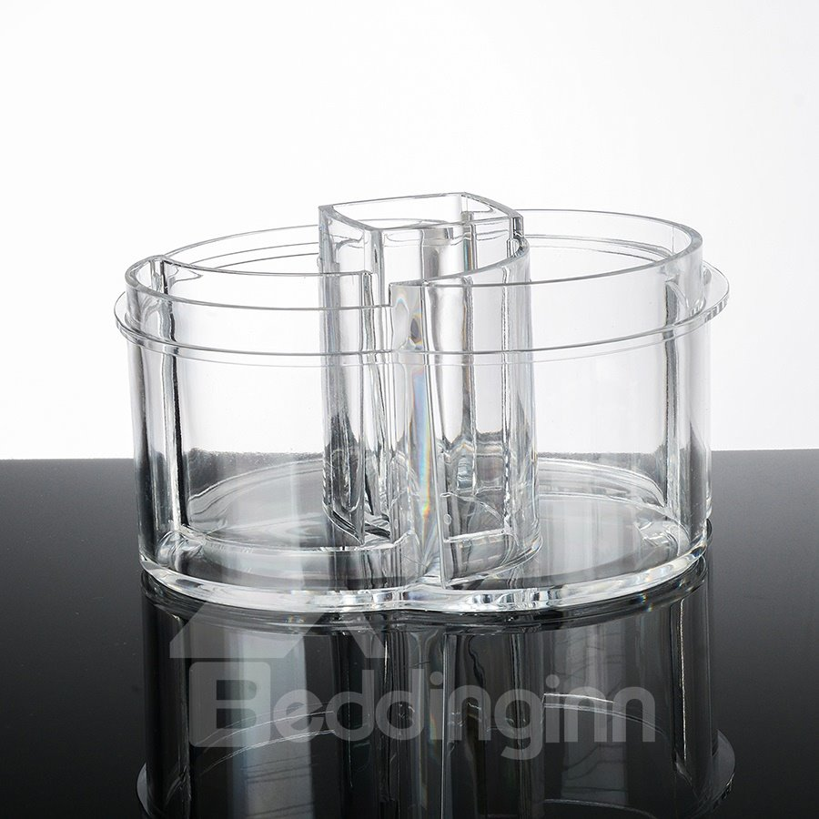 14.9*14.2*8.3cm Firm Environment Friendly Acrylic Material Cosmetic Storage Box