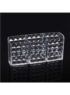Firm Environment Friendly Acrylic Material 18.8*6.4*8.1cm Cosmetic Storage Box