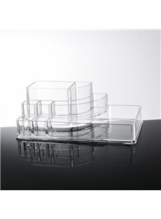 22.3*12.8*8.1cm Firm Environment Friendly Acrylic Material Cosmetic Storage Box