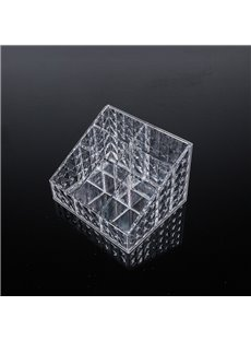 Firm Environment Friendly Acrylic Material 14.8*12.3*10.0cm Cosmetic Storage Box