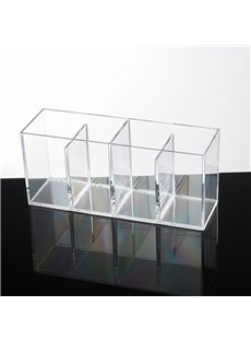 22.3*7.2*9.8cm Firm Environment Friendly Acrylic Material Cosmetic Storage Box