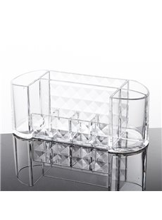 18.3*7.3*7.0cm Firm Environment Friendly Acrylic Material Cosmetic Storage Box