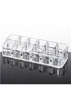 16.8*6.0*4.0cm Environment Friendly Acrylic Material Cosmetic Storage Box