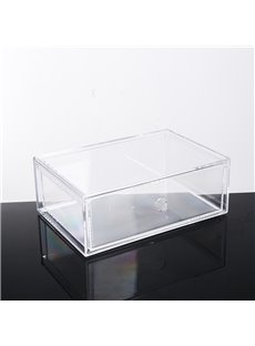 25.5*17.0*9.5cm Environment Friendly Acrylic Material Cosmetic Storage Box