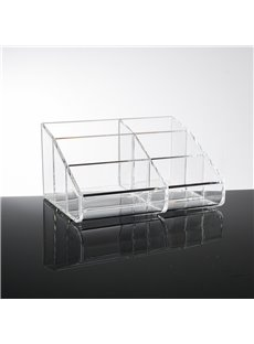 31.0*6.7*24.6cm Environment Friendly Acrylic Material Cosmetic Storage Box