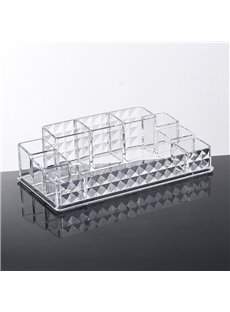 24.3*13.4*6.8cm Environment Friendly Acrylic Material Cosmetic Storage Box
