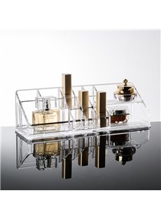 28.0*9.1*8.5cm Environment Friendly Acrylic Material Cosmetic Storage Box