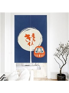 Red Doll Printing Decorative Hanging Wall Tapestry