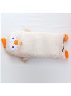 Chick Shape Cotton Baby Sleeping Pillows