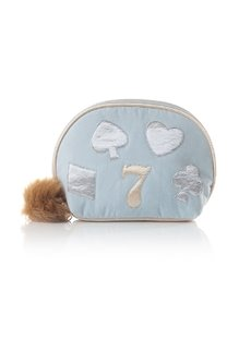 Lolita Embroidery Ice Cream High Capacity Portable Storage Bag