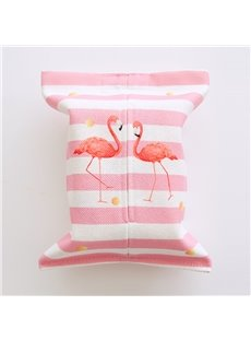 Nordic Style Ins Pink Tissue Cloth Tissue Case