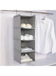 Multilayer Washable Dustproof Cube Type Linen Storage Bag