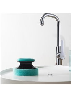 Kitchen Hand Sink Easy Bubble Table Brush