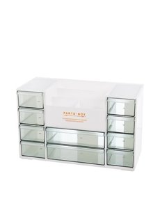Acrylic Creative Drawer Type Office Supplies Cosmetic Storage Box