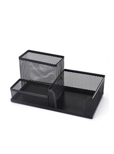 Office Stationery Korean Style Multifunction High Capacity Storage Box