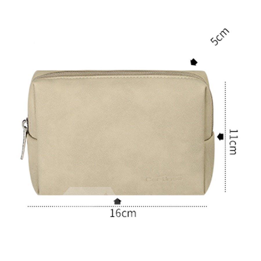 Imitation Leather USB Cable Waterproof Storage Bag