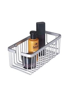 Space Aluminum Rest Room Single Towel Rack Storage Organizer