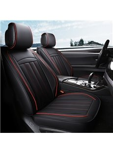 Sports Style PU Leather 3D Design Universal Fit Seat Covers