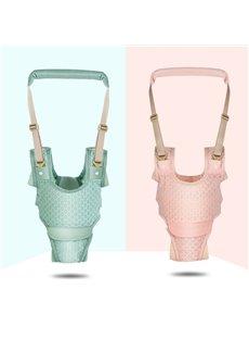 2 Color Polyester Material Baby Walker Helper Walking Safety Adjustable Walking Wing