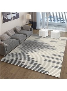 Anti-Slip Thicken 120*160cm Simple Style Machine Wash Area Rug