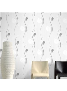 Non-woven Fabrics Environment Friendly Waterproof Simple Design Wall Mural