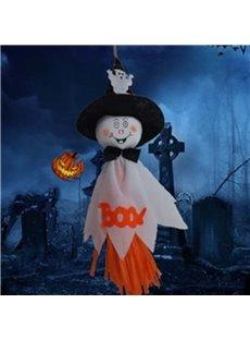 Mini Cartoon Pumpkin Cloth Pendant for Halloween Decoration