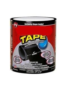 ProTapes Pro Flex Flexible Butyl All Weather Patch Rubberized Waterproof Tape