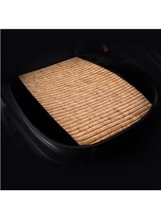 Heating Cushion Plain Suede Material Seat Mat